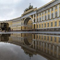 Арка Генерального  штаба :: Valeriy Piterskiy