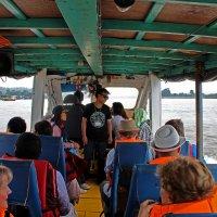 Таиланд. Экскурсия по реке Меконг. Стык трех стран: Таиланда , Мьянмы и Лаоса :: Владимир Шибинский