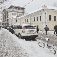 И падал снег, лежал, как пух :: Ирина Данилова