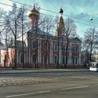 Храм Воскресения Христова на Измайловском шоссе :: Владимир Прокофьев