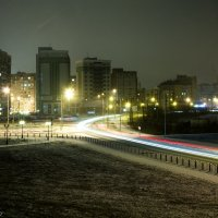 Ночные огни :: Олег Бондаренко