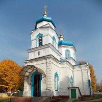 храмы :: владимир ковалев