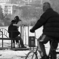 На встречу любви :: Александр Мамонтов