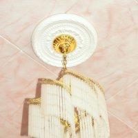 Розовый потолок :: юрий Амосов