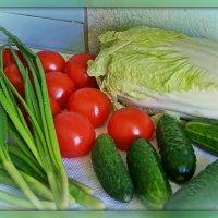 Овощи :: Наталия Короткова