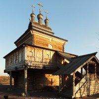 Церковь Святого великомученика Георгия Победоносца :: Александр Качалин