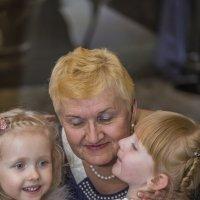 Мои внучки :: Виктор Салищев