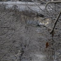 Зима :: Геннадий Кульков