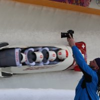 Олимпийский бобслей :: Александр Фёдоров