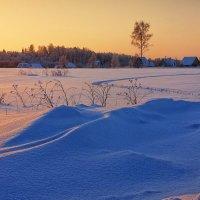 Хорошо в деревне... зимой. :: Александр Никитинский