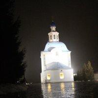 церковь Успенское :: Оксана Акильева