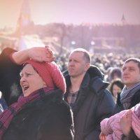 Масленица — возрожденье жизни, солнечного света и добра :: Ирина Данилова