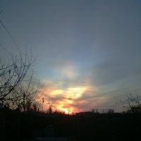 солнце клониться к закату :: МИХАИЛ КАТАРЖИН