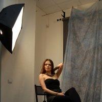 в студии :: Оксана Грищенко
