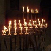 Свечи в храме :: svk
