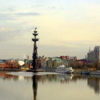 Московский февраль... :: Anatoley Lunov