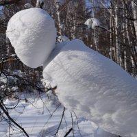 Последние зимы причуды... :: Татьяна Алферова