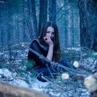 в лесу :: Ayrat Abzalov