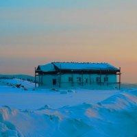 вечер в горах :: Павел Чернов