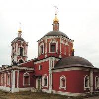 Церковь Покрова Пресвятой Богородицы в Покровском на Городне :: Александр Качалин