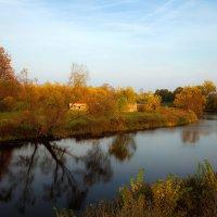 Осенние краски в вечернем свете... :: Александр Никитинский