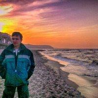 Пляж Светлогорск :: Евгений Зинченко