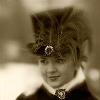 Девушка с жемчужной брошью... :: Виктор Перякин