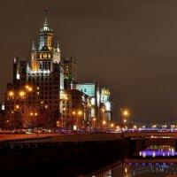 Мой город. Вечер. :: Дмитрий Косачев