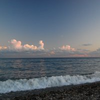 Опять море... :: Нелли *