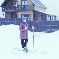 Лыжный сезон :: Nastya IVA