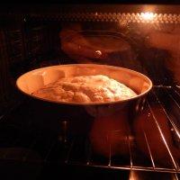 Кекс в духовке. :: Елена