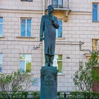 Памятник Габдулле Тукаю. :: Александр Лейкум