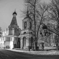 Церковь Петра Митрополита :: Елена Протасова