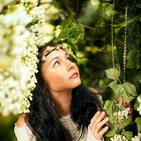 В Волшебном лесу :: Наташа Родионова