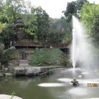 фонтан в парке :: Влад Ив