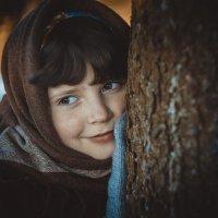 Настенька-крестьянка :: Ольга Капустина