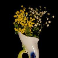 Скромный весенний букетик :: Татьяна Титова