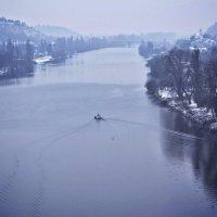 Туманно... :: Svetlana Sneg
