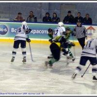 Хоккейная  самба :: Валерий Викторович РОГАНОВ-АРЫССКИЙ