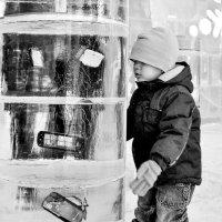 Замороженный прогресс :: Alla Sokolovskaya