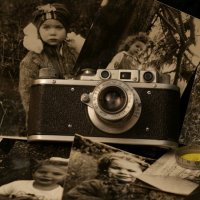 мое детство :: Анастасия Угадайка