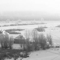 утро туманное :: Арсений Корицкий