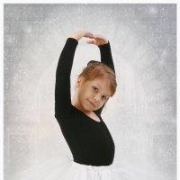 Юная балерина :: Римма Алеева