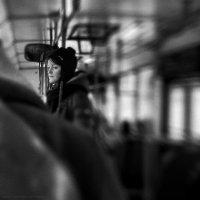 в автобусе :: Станислав Лебединский