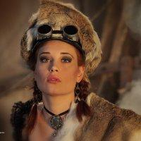 Пиратка :: Мария Сендерова