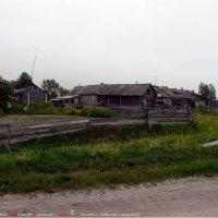 Соловки. Северный пейзаж(2) :: Валерий Викторович РОГАНОВ-АРЫССКИЙ