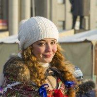 Самарская красавица. :: Олег Помогайбин