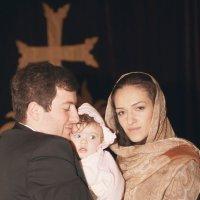Таинство Крещения :: Юлия Кузнецова
