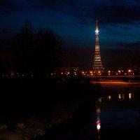 Почти эйфелева башня) :: Мила Солнечная