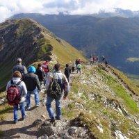 Прогулка в горах :: Екатерина Пирогова